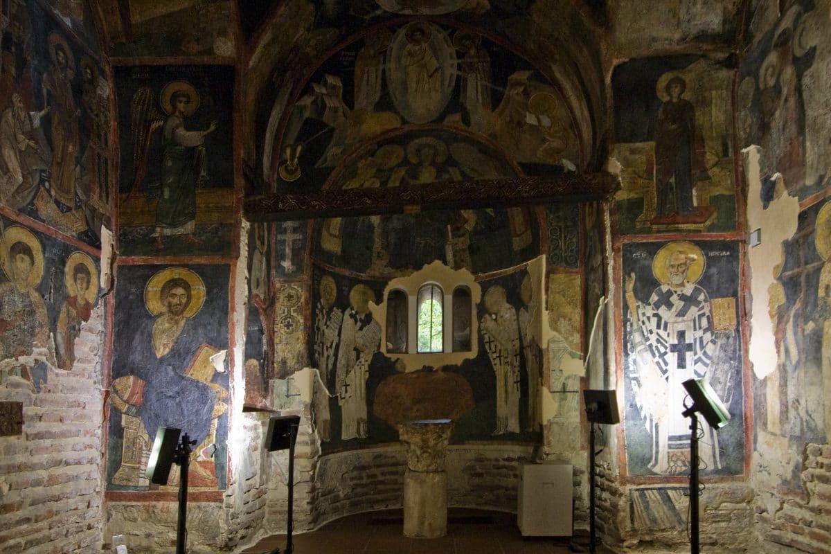 Sofia Sightseeing location - Boyana church